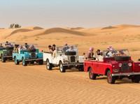 Desert Safari Dubai (6) - Tourist offices