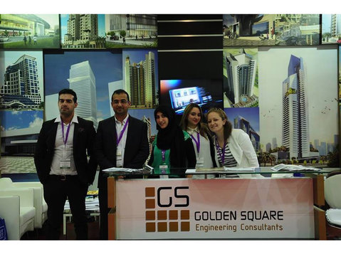 Golden Square Engineering Consultants - Construction Services