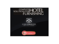 Casa Shamuzzi Interiors And Furniture Manufacturing (1) - Furniture