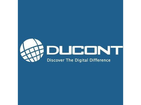Ducont Systems FZ LLC - Webdesign
