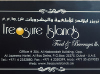 Treasure Islands Food & Beverages Llc (1) - Food & Drink