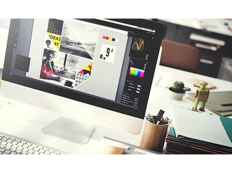 Graphic Designing Company Dubai - Webdesign