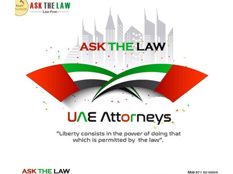 ASK THE LAW - Debt Collection Dubai - Lawyers and Law Firms