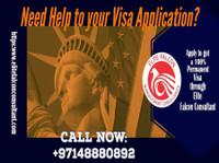 Elite Falcon Visa Consultant (3) - Immigration Services