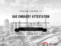 Prompt Attestation Services (1) - Consultancy