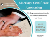 Prompt Attestation Services (3) - Consultancy