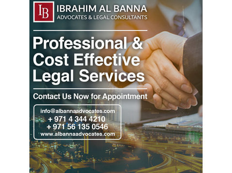 Ibrahim Al Banna Advocates & Legal Consultants - Lawyers and Law Firms