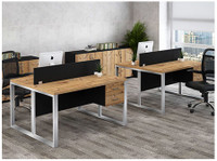 Office Interior - Office Furniture, chairs, flooring (1) - Office Supplies
