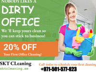 Skt Cleaning Services (2) - Cleaners & Cleaning services
