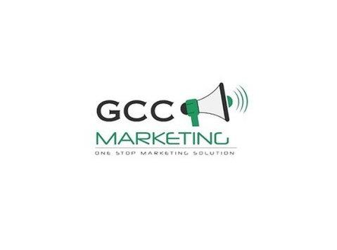 GCC Marketing - Webdesign