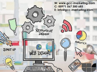 GCC Marketing (2) - Webdesign