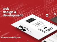 GCC Marketing (4) - Webdesign
