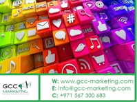 GCC Marketing (5) - Webdesign