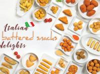Italian Food Masters - Dubai - UAE (4) - Food & Drink