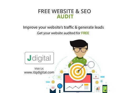 Its J Digital - Webdesign