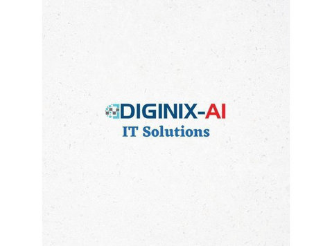 diginix ai it solutions - Hosting & domains
