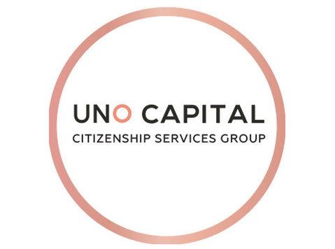 Uno Capital - Συμβουλευτικές εταιρείες