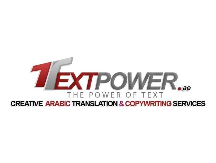 Textpower Arabic Translation Services Company Dubai - Translations