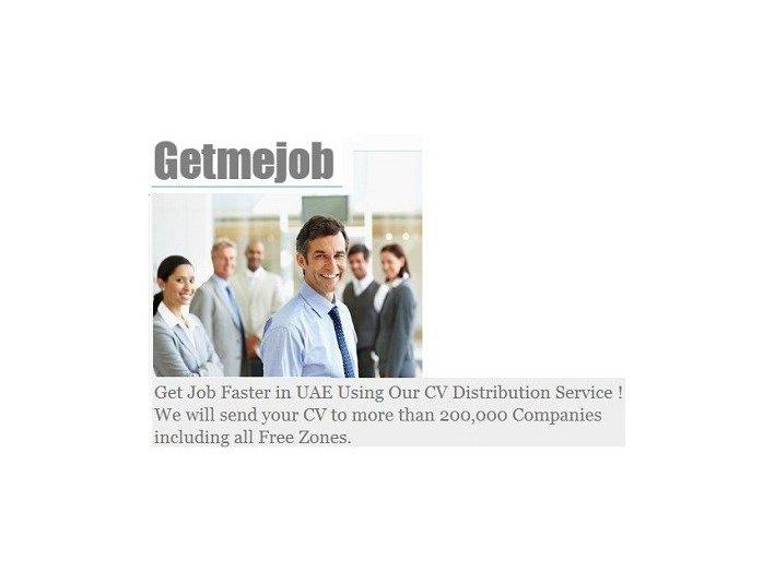GetMeJob HR Consultancy - Recruitment agencies
