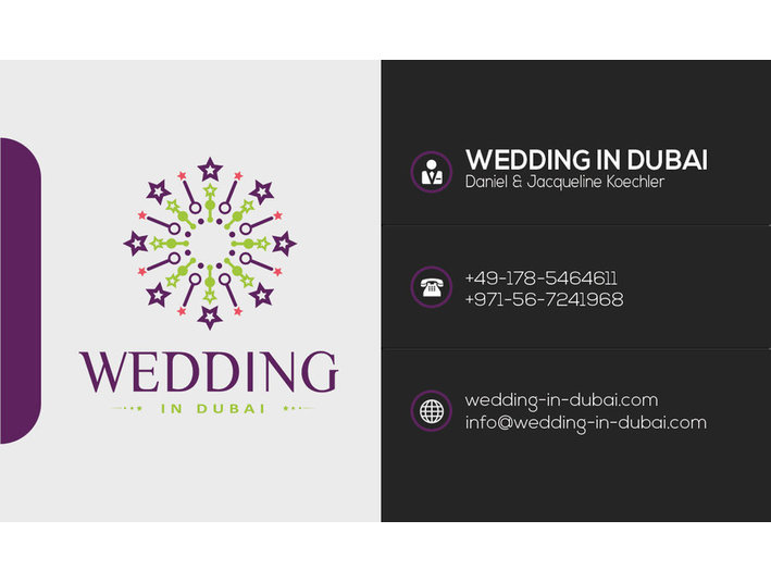 Wedding in Dubai - Conference & Event Organisers