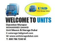 Units Moving and Storage (7) - Storage