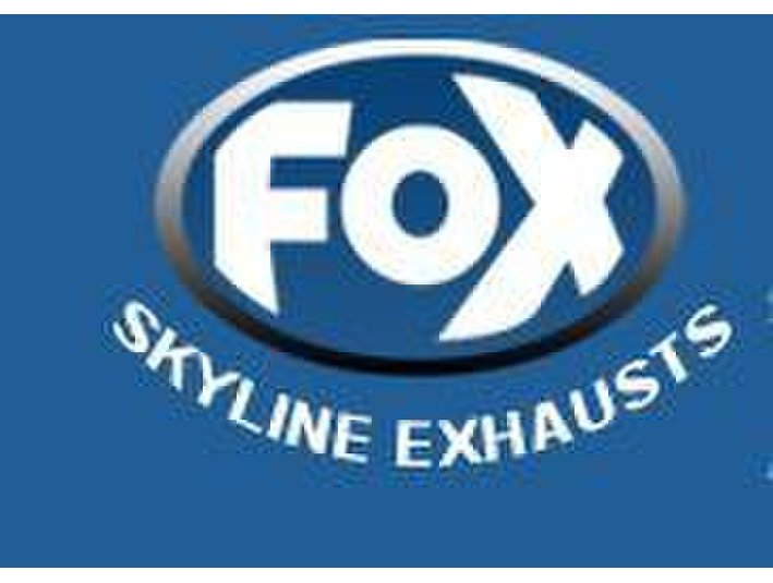 Foxskyline - Exhaust System in UAE. - Car Repairs & Motor Service