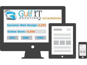 Gulf IT Solutions - Webdesign