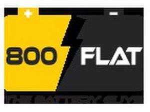 800-FLAT - Car Repairs & Motor Service