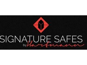 Signature Safes by Hartmann Signature Safes by Hartmann - Security services