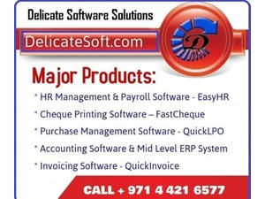 Delicate Software Solutions - Computer shops, sales & repairs