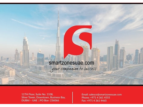 Smartzones UAE BUSINESS SETUP SERVICES - Consultancy