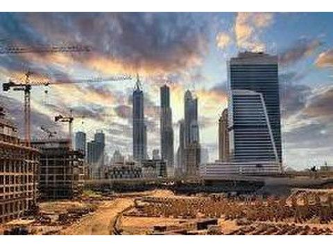 Construction Dubai - Servizi settore edilizio