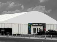 Al Fares International Tents (1) - Construction Services