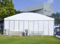 Al Fares International Tents (4) - Construction Services