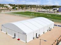 Al Fares International Tents (7) - Construction Services