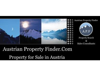 Austrian Property Finder - Estate Agents