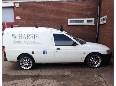 L Harris Garden & Property Maintenance - Gardeners & Landscaping