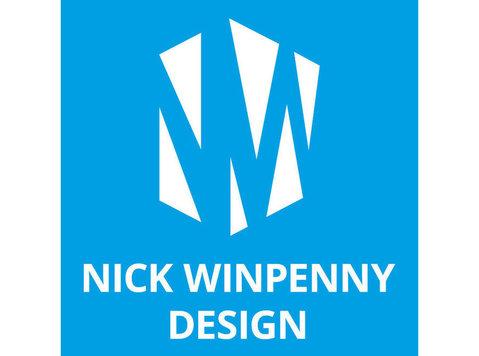 Nick Winpenny Design - Webdesign
