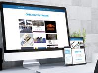 Nick Winpenny Design (2) - Webdesign
