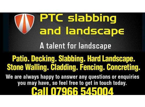 Ptc Slabbing & Landscaping - Gardeners & Landscaping