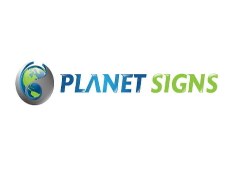 Planet Signs - Marketing & PR