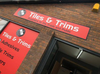Tiles and Trims (1) - Shopping