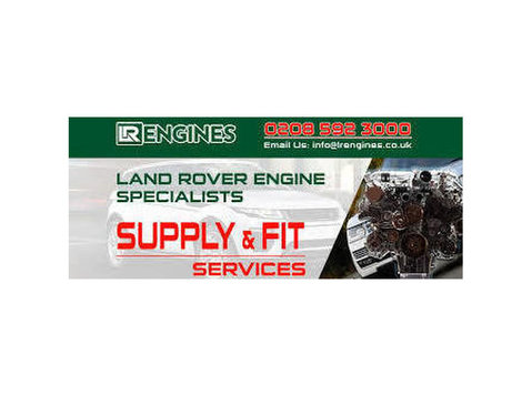 Lr Engines, Range Rover engine | Lr Engines - Car Repairs & Motor Service
