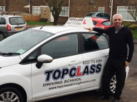Topclass Driving School (1) - Driving schools, Instructors & Lessons