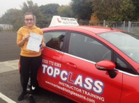 Topclass Driving School (3) - Driving schools, Instructors & Lessons