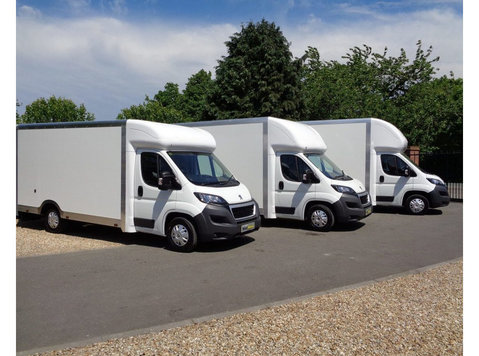 Man with Van London ltd - Relocation services