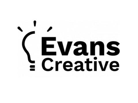 Evans Creative - Webdesign