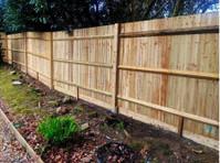 SFR Fencing (3) - Home & Garden Services
