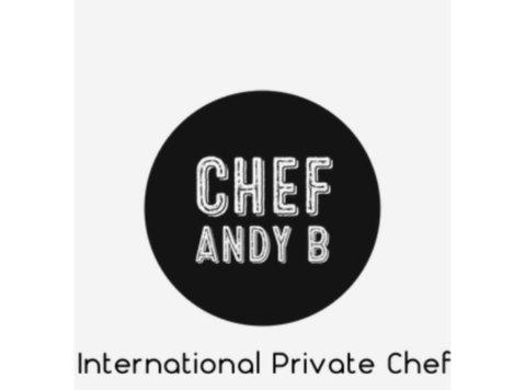 Chef Andy B - Private And Personal Chef - Mancare & Băutură