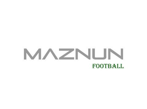Maznun Football - Presentes e Flores